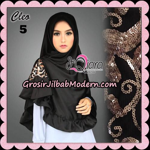Jilbab Instant Cantik Khimar Cleo Original By dQiara Hijab Brand No 5