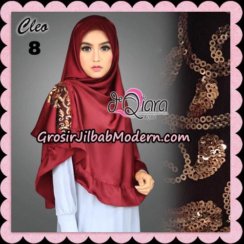 Jilbab Instant Cantik Khimar Cleo Original By dQiara Hijab Brand No 8