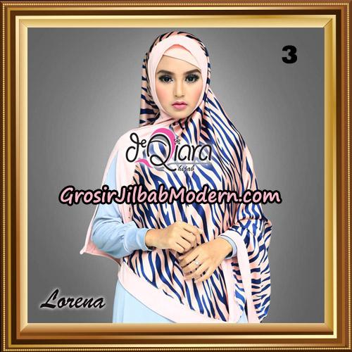 Jilbab Instant Cantik Khimar Lorena Original By dQiara Hijab Brand No 3