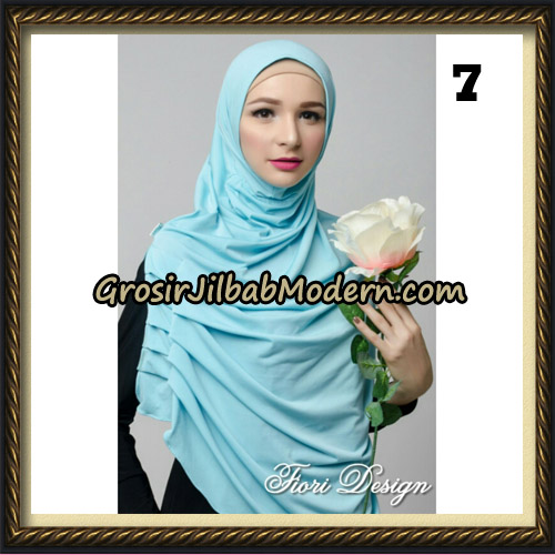 Jilbab Instant Cantik Syria Alla Original by Fiori Design No 7