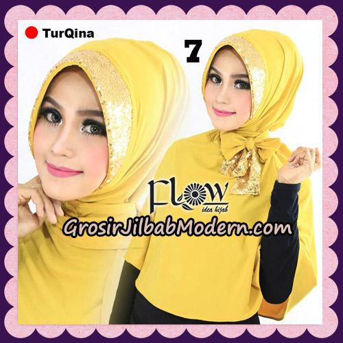 Jilbab Instant Cantik TurQina Original By Flow Idea No 7