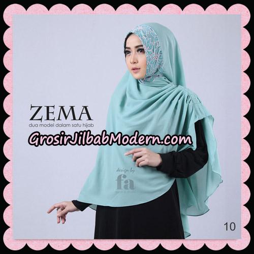 Jilbab Khimar Zema By Fa Hijab Support Oneto Hijab No 10