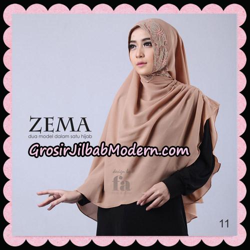 Jilbab Khimar Zema By Fa Hijab Support Oneto Hijab No 11