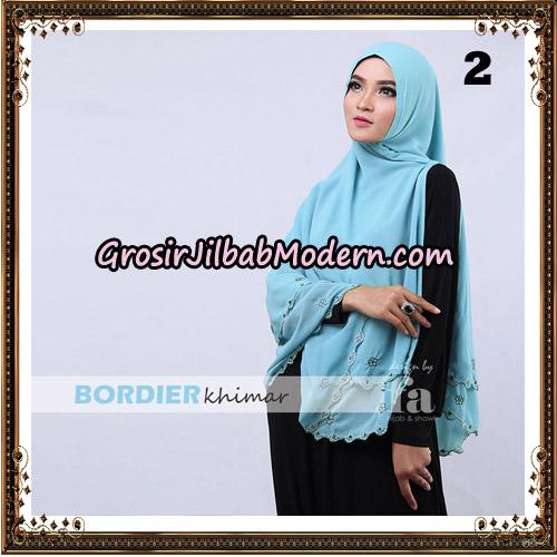 Jilbab Cantik Bordier Khimar Original By Fa Hijab Brand No 2