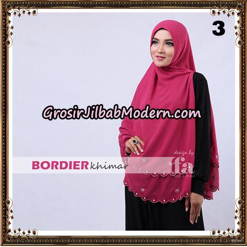 Jilbab Cantik Bordier Khimar Original By Fa Hijab Brand No 3