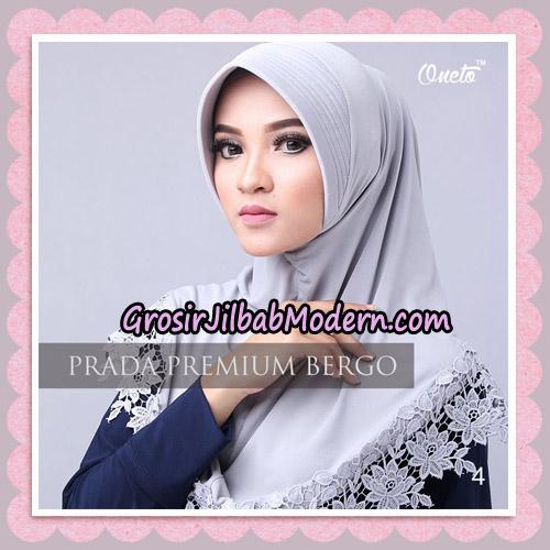 Jilbab Cantik Prada Premium Bergo Original By Oneto Hijab Brand No 4