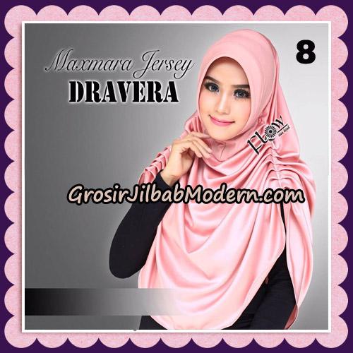 Jilbab Cantik Siria Dravera Original By Flow Idea NO 8