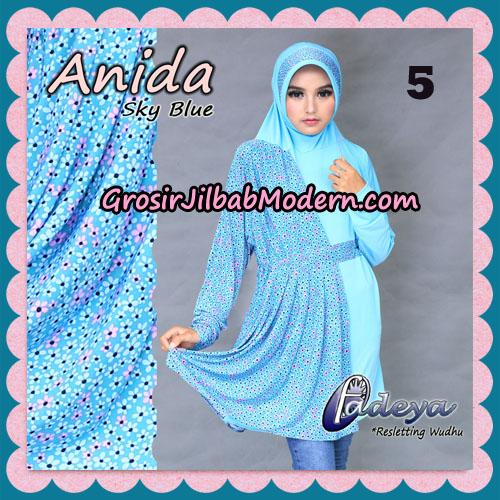 Jilbab Lengan Cantik Tunik Anida Original By Fadeya Brand No 5