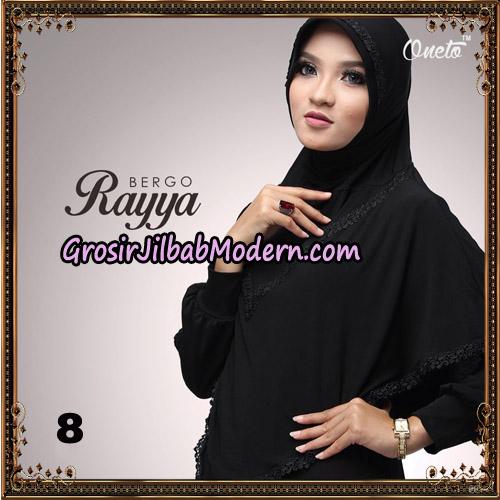 Jilbab Instant Bergo Rayya Original By Oneto Hijab Brand No 8