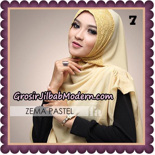 Jilbab Instant Khimar Zema Pastel Original By Fa Hijab Brand No 7