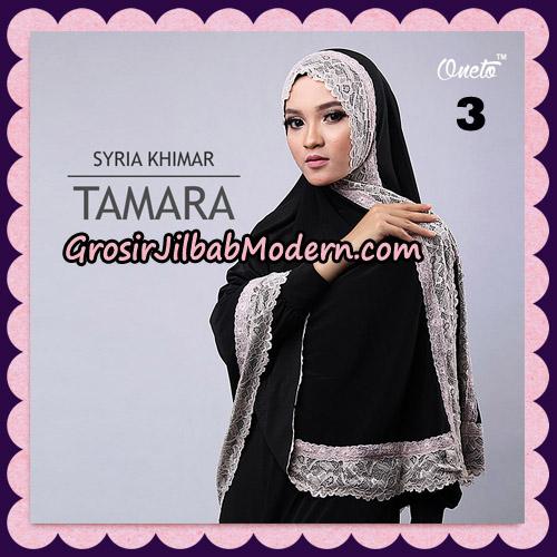 Jilbab Syari Cantik Khimar Tamara Support Oneto NO 3