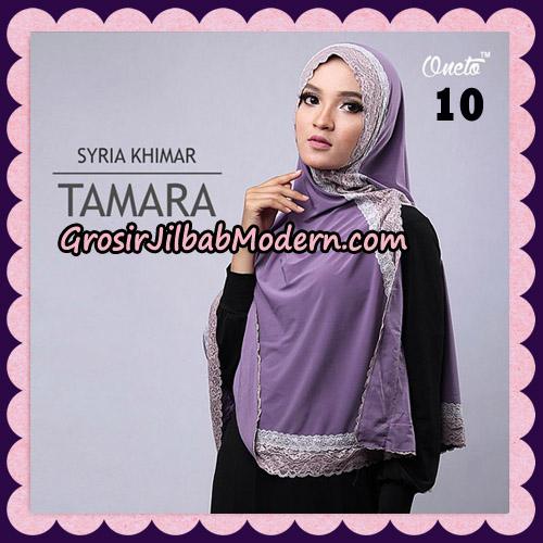 Jilbab Syari Cantik Khimar Tamara Support Oneto No 10