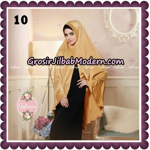 Jilbab Syari Khimar Lulu Original by Qalisya Hijab Brand No 10