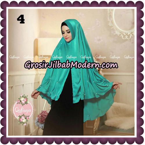 Jilbab Syari Khimar Lulu Original by Qalisya Hijab Brand No 4