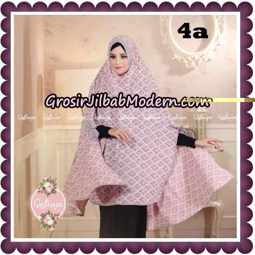 Jilbab Syari Modern Khimar Mymo Seri 2 Original by Qalisya Hijab Brand No 4a