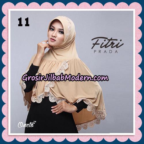 Jilbab Cantik Fitri Prada Bergo Original By Oneto Hijab Brand No 11