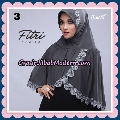 Jilbab Cantik Fitri Prada Bergo Original By Oneto Hijab Brand No 3