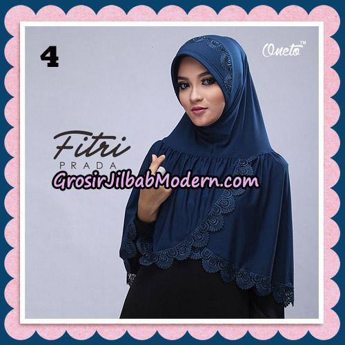 Jilbab Cantik Fitri Prada Bergo Original By Oneto Hijab Brand No 4
