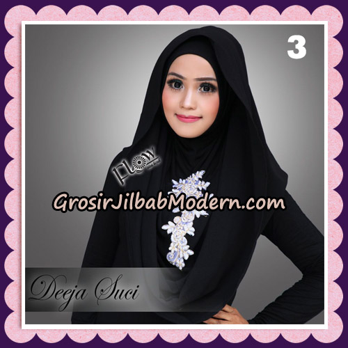 Jilbab Instant Cantik Deeja Suci Original By Flow Idea No 3