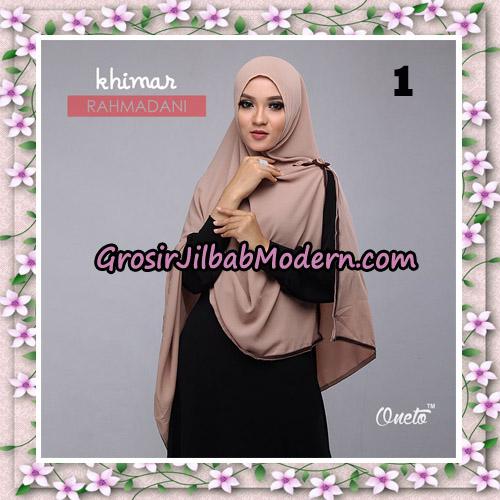 Jilbab Instant Khimar Rahmadani Original By Star Support Oneto Hijab No 1