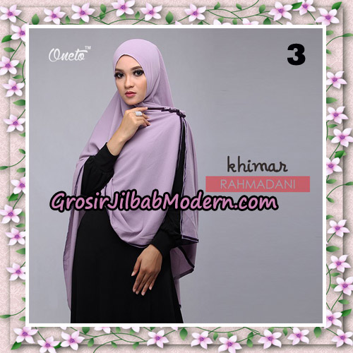 Jilbab Instant Khimar Rahmadani Original By Star Support Oneto Hijab No 3