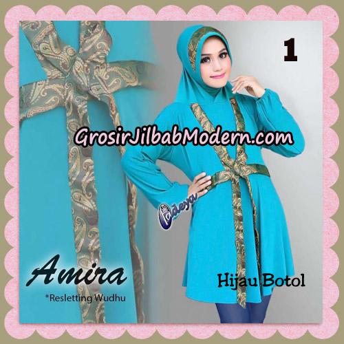 Jilbab Lengan Tunik Amira Original By Fadeya Brand No 1