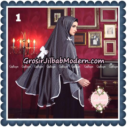 Jilbab Syari Khimar Lauza Original by Qalisya Hijab Brand No 1