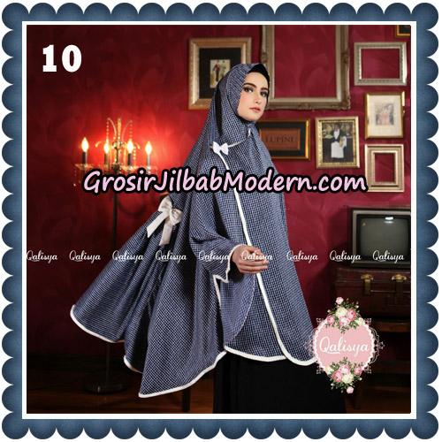 Jilbab Syari Khimar Lauza Original by Qalisya Hijab Brand No 10