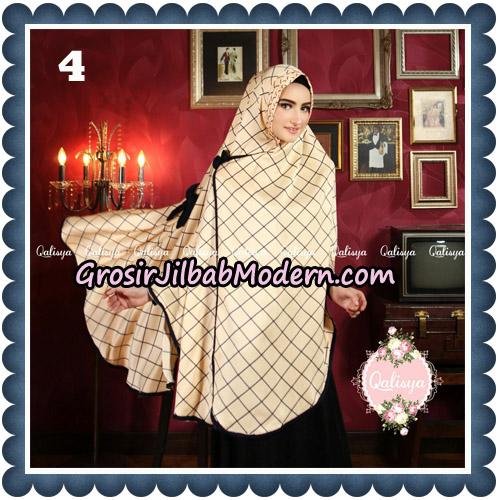 Jilbab Syari Khimar Lauza Original by Qalisya Hijab Brand No 4