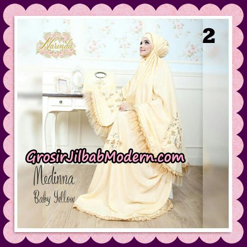 Medinna Set Mukena dan Tas Cantik Original By Narinda Hijab Brand No 2