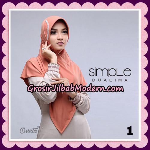 Jilbab Bergo Simple Hijab Seri 25 Original By Firza Hijab Brand No 1