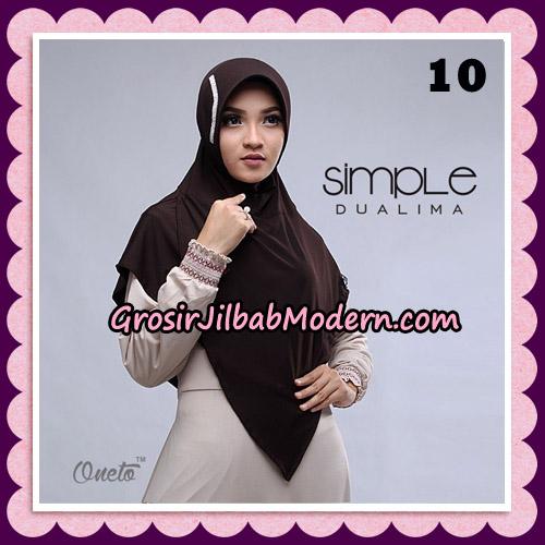 Jilbab Bergo Simple Hijab Seri 25 Original By Firza Hijab Brand No 10