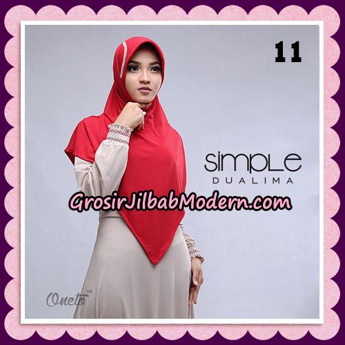 Jilbab Bergo Simple Hijab Seri 25 Original By Firza Hijab Brand No 11