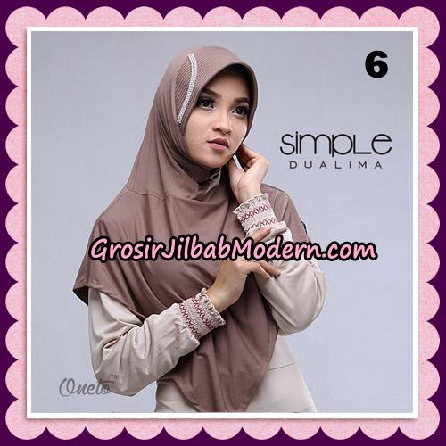 Jilbab Bergo Simple Hijab Seri 25 Original By Firza Hijab Brand No 6