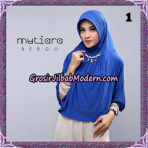 Jilbab Cantik Bergo Mutiara Original By Oneto Hijab Brand No 1