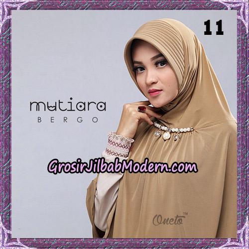 Jilbab Cantik Bergo Mutiara Original By Oneto Hijab Brand No 11