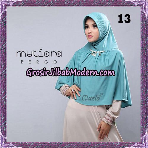 Jilbab Cantik Bergo Mutiara Original By Oneto Hijab Brand No 13