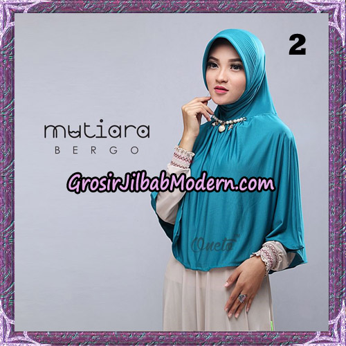 Jilbab Cantik Bergo Mutiara Original By Oneto Hijab Brand No 2