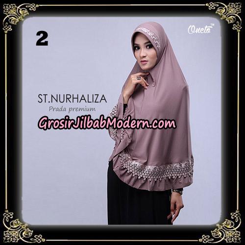 Jilbab Cantik St Nurhaliza Prada Premium Bergo By St Support Oneto Hijab No 2