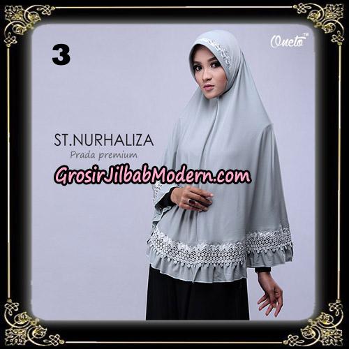 Jilbab Cantik St Nurhaliza Prada Premium Bergo By St Support Oneto Hijab No 3
