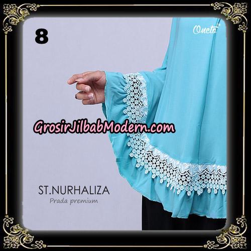 Jilbab Cantik St Nurhaliza Prada Premium Bergo By St Support Oneto Hijab No 8