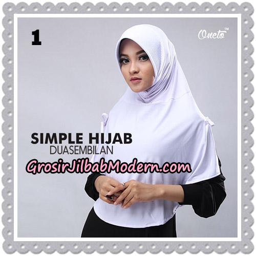 Jilbab Bergo Simple Hijab Seri 29 Original By Firza Hijab Brand No 1