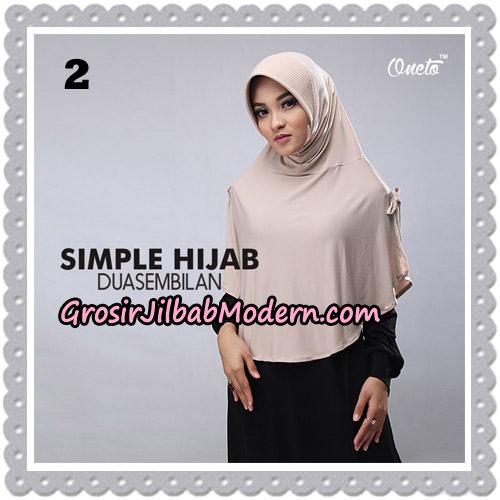 Jilbab Bergo Simple Hijab Seri 29 Original By Firza Hijab Brand No 2