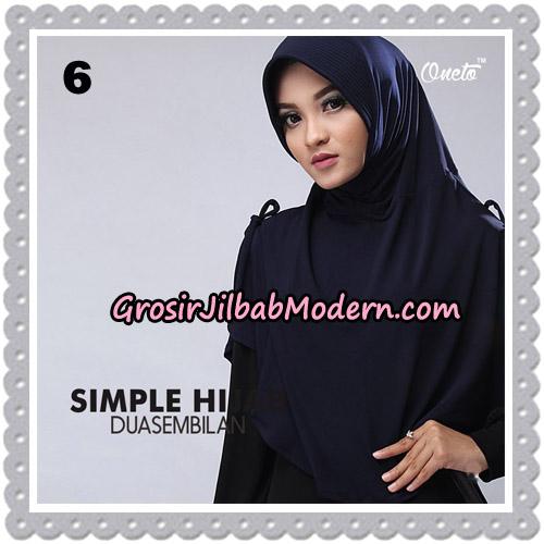 Jilbab Bergo Simple Hijab Seri 29 Original By Firza Hijab Brand No 6