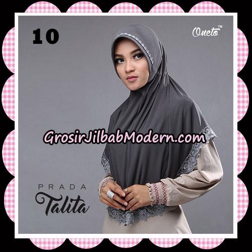 Jilbab Cantik Prada Talita Original By Oneto Hijab Brand No 10