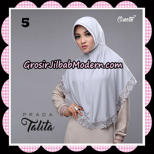 Jilbab Cantik Prada Talita Original By Oneto Hijab Brand No 5