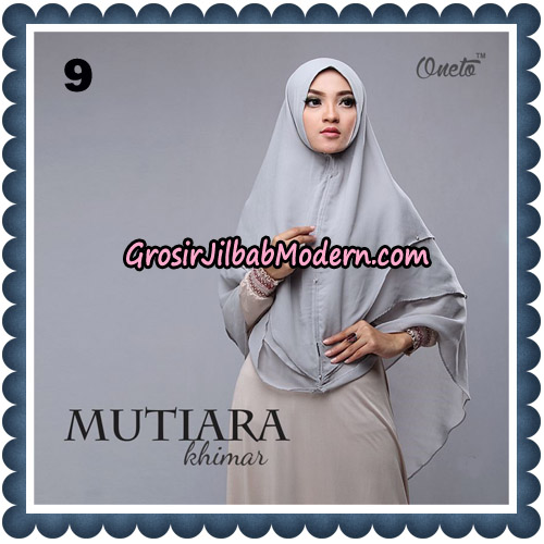 Jilbab Instant Cantik Mutiara Khimar By Ashafiq Support Oneto Hijab NO 9
