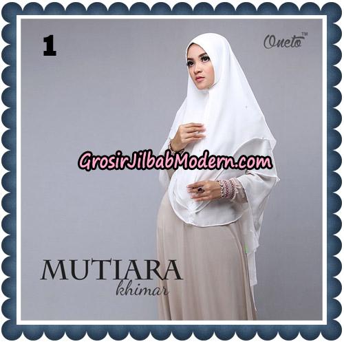 Jilbab Instant Cantik Mutiara Khimar By Ashafiq Support Oneto Hijab No 1
