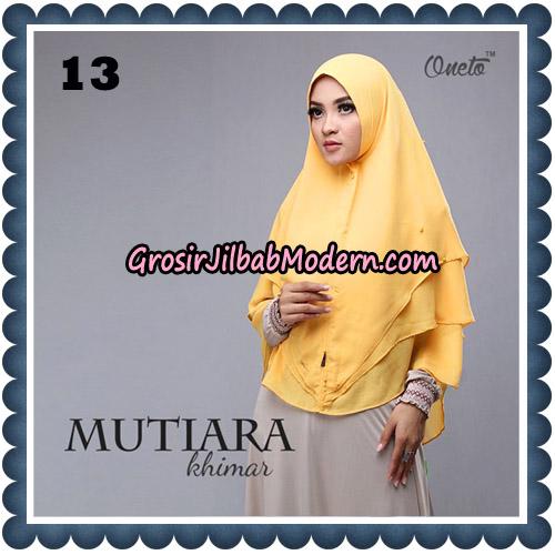 Jilbab Instant Cantik Mutiara Khimar By Ashafiq Support Oneto Hijab No 13