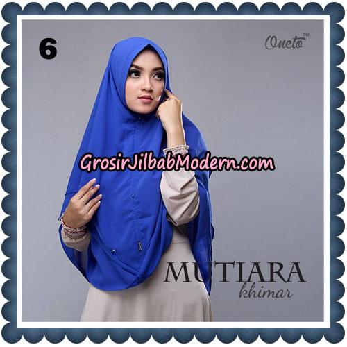 Jilbab Instant Cantik Mutiara Khimar By Ashafiq Support Oneto Hijab No 6